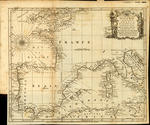 A New and Correct CHART of the SEAT of WAR, on the Coasts of FRANCE, SPAIN, PORTUGAL and ITALY; with the Adjacent Coasts & Islands, in the OCEAN and MEDITERRANEAN SEA: Drawn from Surveys, & Regulated by Astronomical Observations...