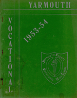 1954 Yarmouth County Vocational High School