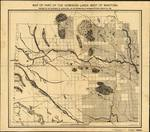 MAP OF PART OF THE DOMINION LANDS WEST OF MANITOBA