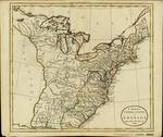 A MAP of the UNITED STATES of AMERICA Agreeable to the Peace of 1783