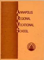 1976 Annapolis Regional Vocational School