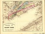 ATLAS OF THE MARITIME PROVINCES: County of SAINT JOHN, NEW BRUNSWICK