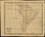 A Correct map of SOUTH AMERICA with the latest discoveries