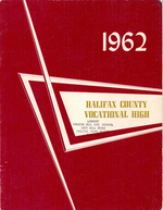 1962 Halifax County Vocational High School