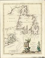Isole di Terra Nuova e Capo Breton di Nuova Projezione