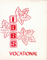 1965 Yarmouth County Vocational High School