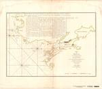 Port de Halifax de la Nouvelle Ecosse avec les Recifs, Dangers, Bas fonds et Sondes