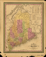 A New Map of MAINE
