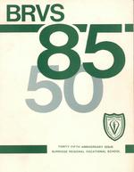 1985 Burridge Regional Vocational School